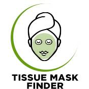 tissue mask finder icon