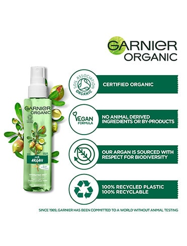 7233_GARNIER_ORGANIC ARGAN MIST BRANDBANK IMG_3 FRONT OF PACK_OPTIMISED_V4