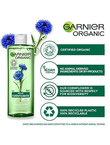 GARNIER_ORGANIC_CORNFLOWER_MIC_WATER_COMMITMENTS