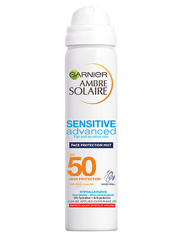 sensitive advance mist