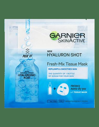 Fresh-Mix Face Sheet Shot Mask With Hyaluronic Acid