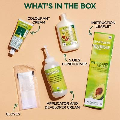 what's in the box nutrisse creme