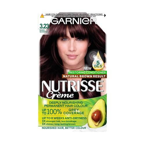 Nutrisse 3.23 dark quartz packshot
